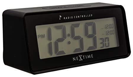 Nextime 5203ZW Reloj de repisa o sobre Mesa Digital Table Clock ...