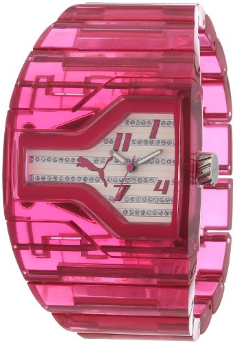 Puma Podium Injection Plastic Women's watch #PU910642002