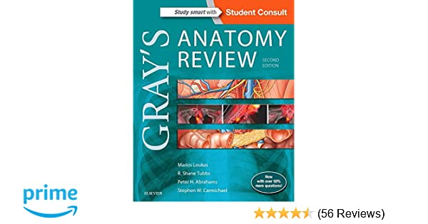 Grays Anatomy Review With Student Consult Online Access