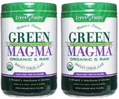 Green Magma Pack Organic Powder