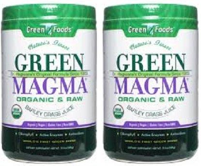 Green Magma Pack Organic Powder product image