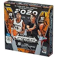 $329 » 2020/21 Panini Prizm Collegiate Draft Picks Basketball HOBBY box (5 pks/bx)