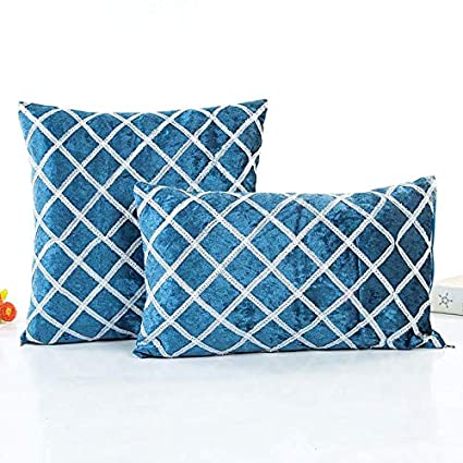 Amazon.com: HEYEJET Sofa Throw Pillows Cushion Cover Cojines ...