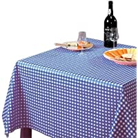 Nextday Catering e789 limpiar mantel, 1370 mm x 1370 mm, azul