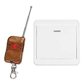SONOFF 433MHz Interruptor WiFi Inalámbrica para Cerradura Electrónica Sistema de Control de Acceso Soporte Control Remoto