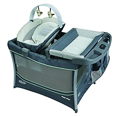 Graco Pack 'n Play Playard Everest with Removable Bassinet & Changing Station (1946903)