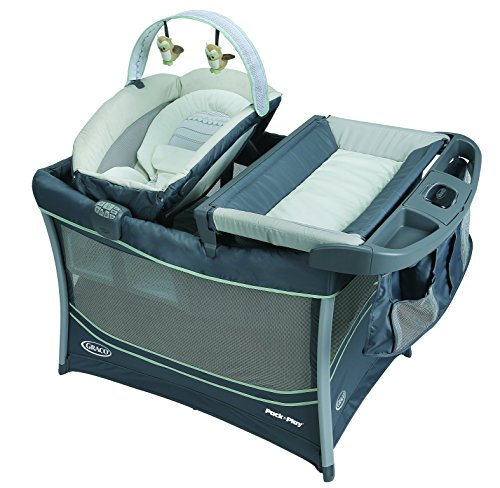 Graco Everest Pack 'n Play Playard, Mason by Graco