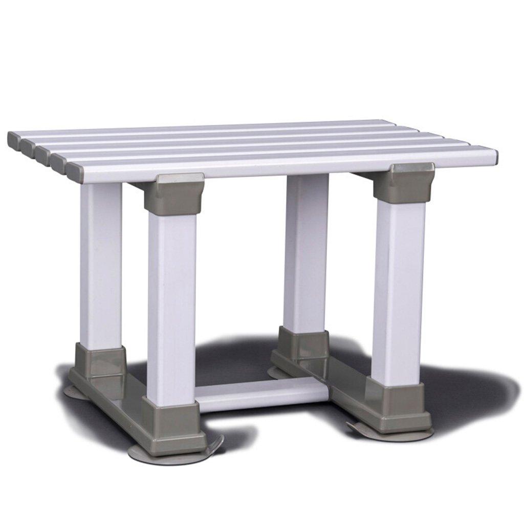 シャワー椅子、軽量で丈夫なそれはバスルームの椅子を移動することができます20cm、30cm ( サイズ さいず : 20cm ) B078MPZFBY 20cm  20cm