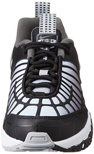 Nike Mens Air Max 120 Scarpa Da Corsa Nero / Antracite-lupo Grigio-grigio Scuro