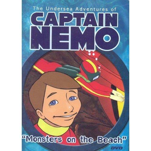 The Undersea Adventures Of Captain Nemo - Monsters On The Beach