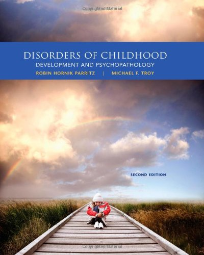 1285096061 - Disorders of Childhood: Development and Psychopathology