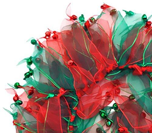 Charming Party Collar - Charming Party Collar, Jingle Bells, X-Large