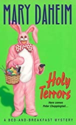 Holy Terrors (Bed-and-Breakfast Mysteries Book 3)