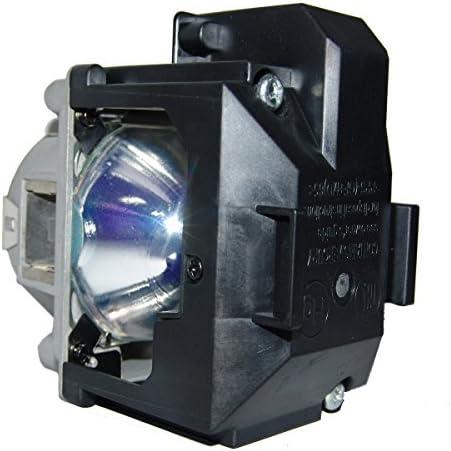 MITSUBISHI VLT-XL7100LP VLTXL7100LP LAMP IN HOUSING FOR PROJECTOR MODEL WL7200U