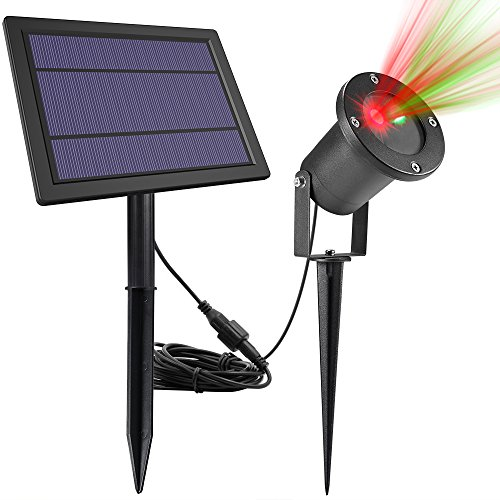 Projector GRDE Star Decoration Waterproof