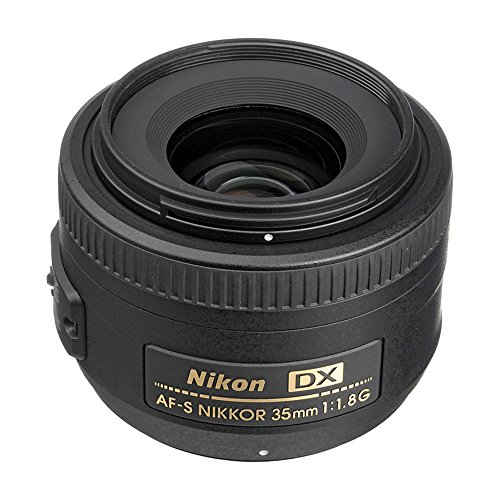 Nikon 35mm f/1.8 AF-S DX Lens