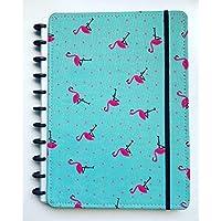 Caderno Inteligente A5 Flamingo
