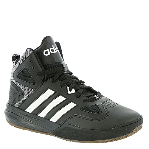 check out 517e0 cfdc8 adidas Performance Mens Cloudfoam Thunder Mid Basketball Shoe, BlackWhiteWhite,  9.5 M US - Buy Online in Oman.  Shoes Products in Oman - See Prices, ...