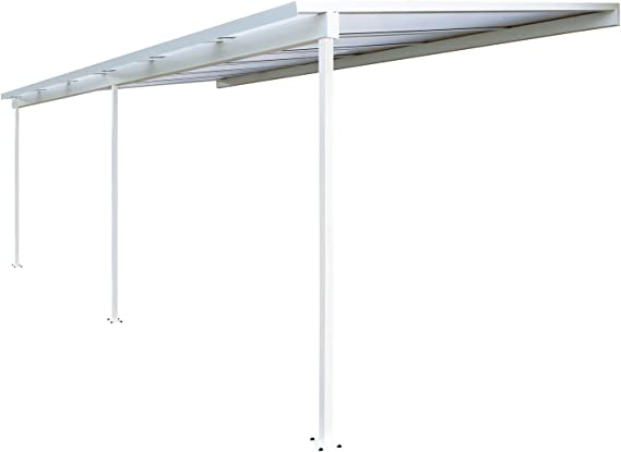 Top Prix Pérgola de aluminio para fijar al techo, de policarbonato