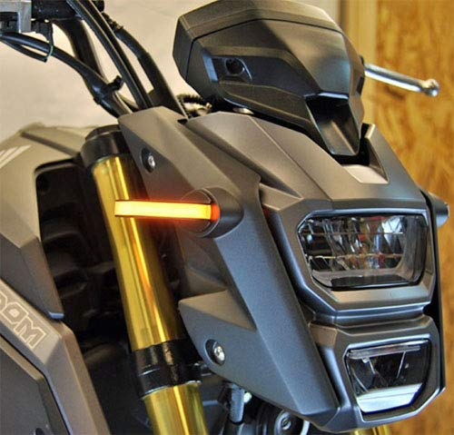 NEW RAGE CYCLES(ニューレイジサイクルズ)LEDウインカー 13-19 GROM用 B07MJVTCL8