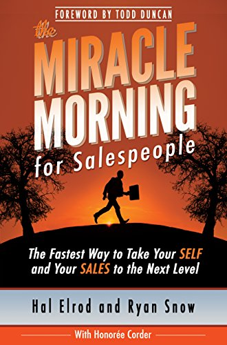 Amazon the miracle morning for salespeople the fastest way the miracle morning for salespeople the fastest way to take your self and your sales fandeluxe Document