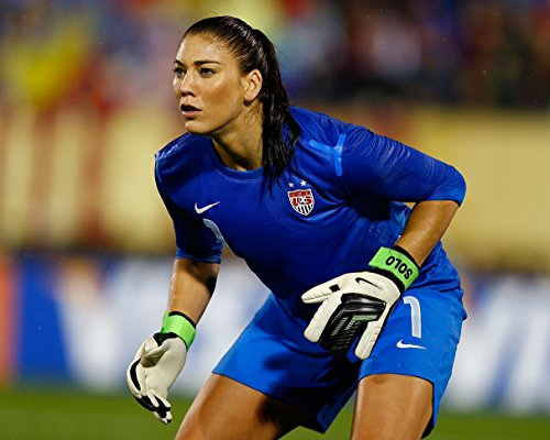 Hope Solo / USA 8 x 10 GLOSSY Photo Picture IMAGE #3