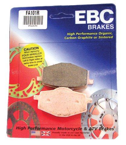 Ebc Brakes Grooved Brake Shoes 703g