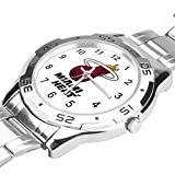 Miami Heat Men's Watch,American Football Designed