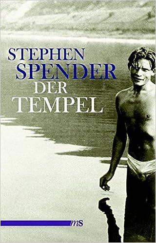 Stephen Spender: Der Tempel; Homo-Ausgaben alphabetisch nach Titeln