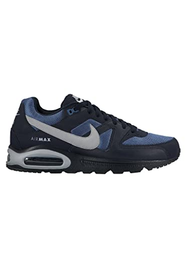 cheap for discount 4e03f ac484 Nike - Basket Homme Air Max Command Noire-Taille - 40.5