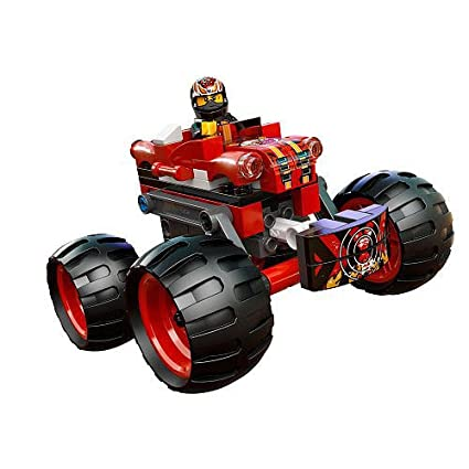 Amazon.com: LEGO Racers Crazy Demon 9092: Toys & Games