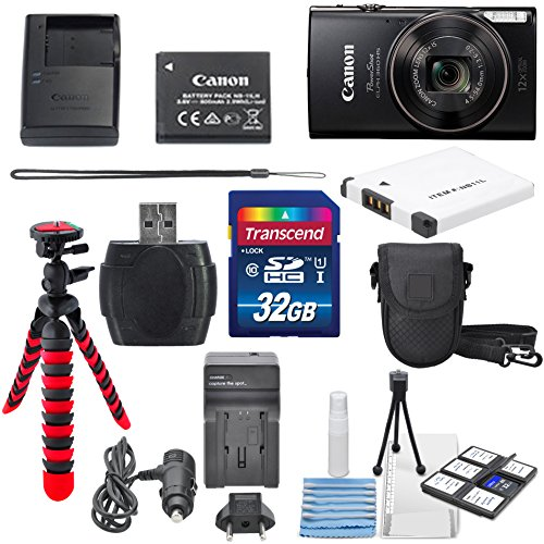 canon-powershot-elph-360-hsblackwith-12x-optical-zoom-and-built-in-wi-fi-with-deluxe-starter-kit-inc