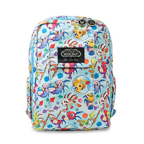 Jujube March of Murlocs World of Warcraft Collection – MiniBe Kid Size Backpack