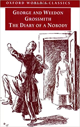 the diary of a nobody by brothers grossmith