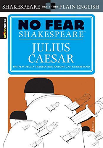 Julius Caesar (No Fear Shakespeare) cover