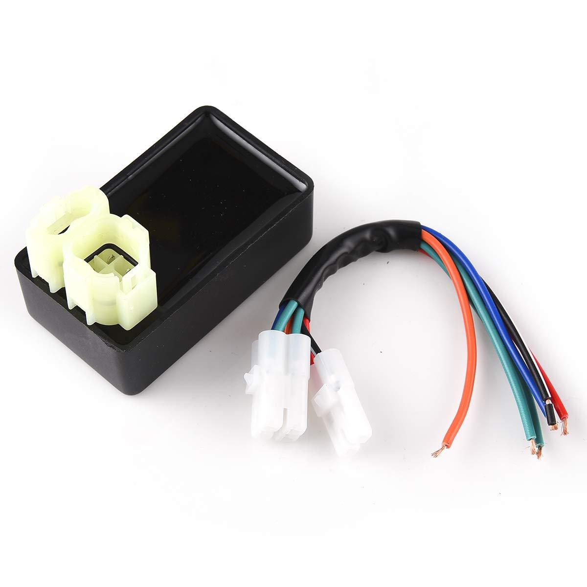 Honda Cdi Box Wiring | Wiring Library