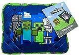 Minecraft TNT Creeper iPad Tablet Pillow - Soft