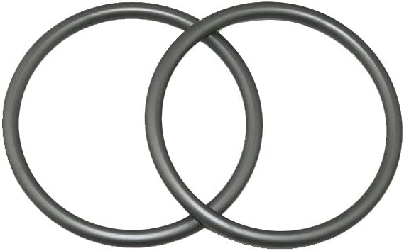 topind 2,5/gran tama/ño Alumnium beb/é sling anillos para portabeb/és /& eslingas de 2/pcs rosa rosa