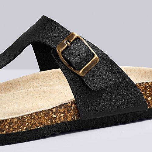 Baja Baja Zapatilla Mujer Sandalup Mujer Zapatilla Sandalup Mujer Sandalup Negro Negro Zapatilla Baja 5BqOnFB