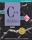 C++ : The Complete Reference, Schildt, Herbert, 0078816548
