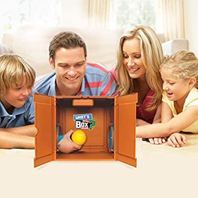 CHTK4 40300 What's in The What's in The Box Challenge, No Colour: Toys & Games