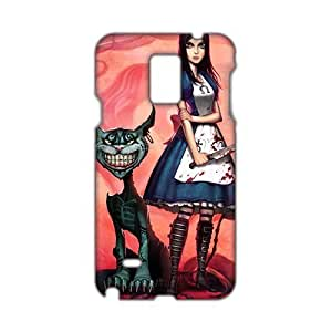 Angl 3D Case Cover Alice in Wonderland Cartoon Phone Iphone 4/4S