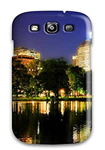 OrQnHmS1108SLcaS Barbara Leigh Walters Boston City Feeling Galaxy S3 On Your Style Birthday Gift Cover Case
