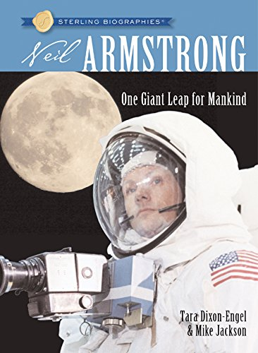 Download Sterling Biographies®: Neil Armstrong: One Giant Leap for Mankind pdf epub