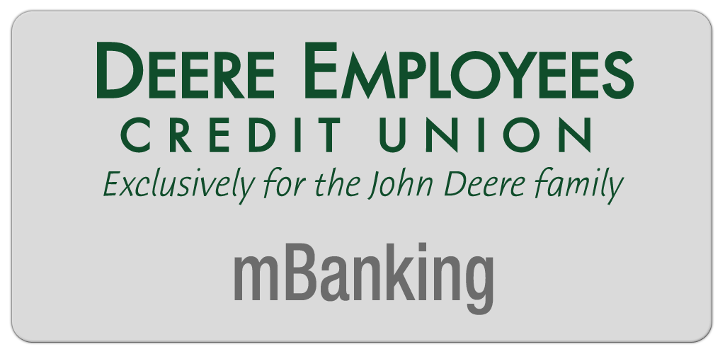 Deere Employees Credit Union mBanking 2.0 (Kindle Tablet Edition)