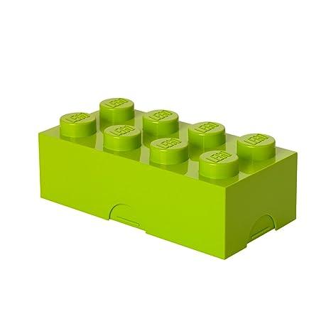 Amazon.com: LEGO sistema de almuerzo caja de almuerzo 8 ...