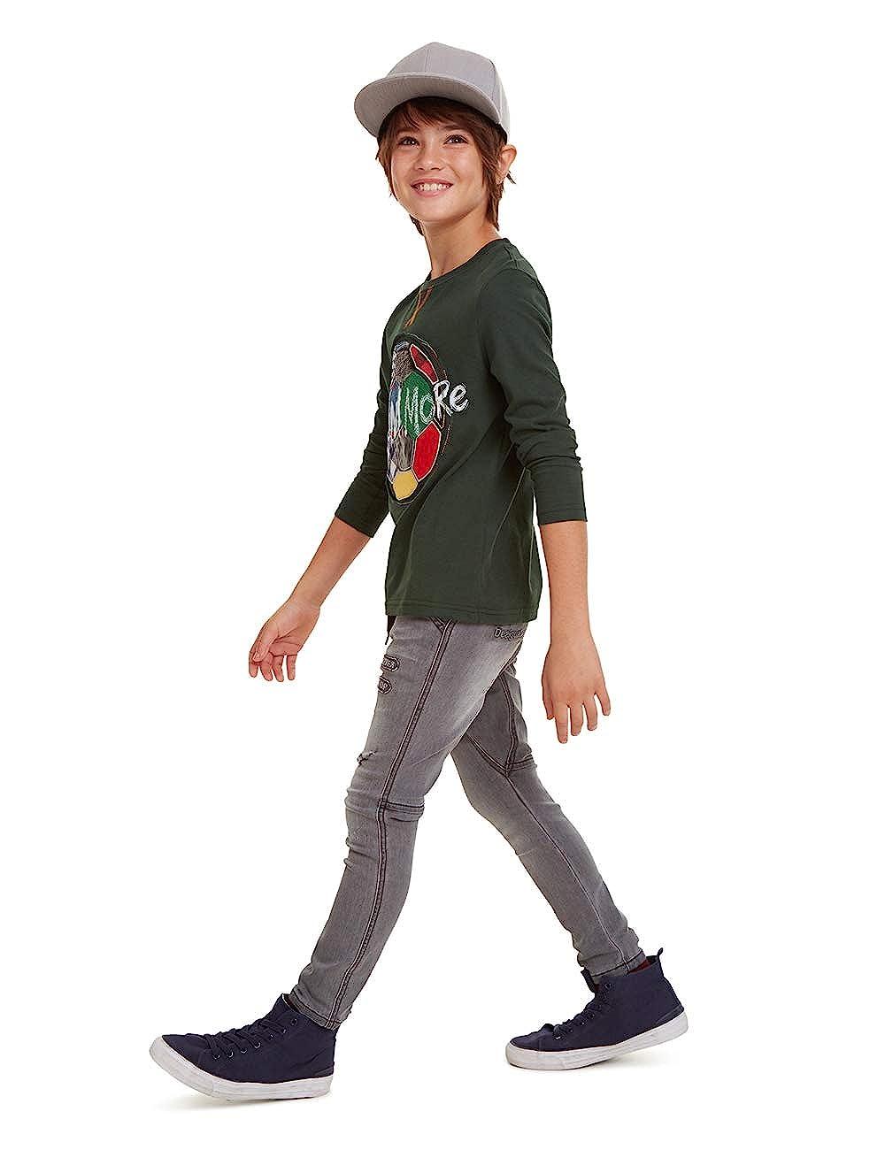 Desigual Boys Fermin Longsleeve T-Shirt