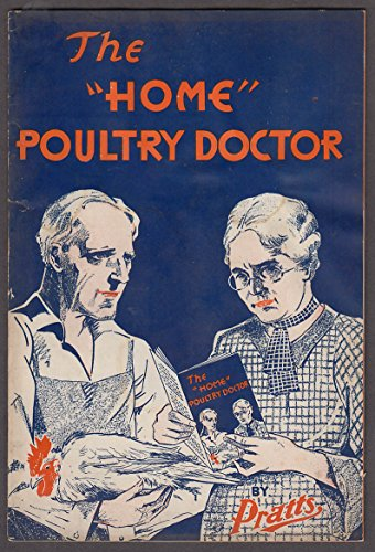 Pratts Home Poultry Doctor booklet 1930s