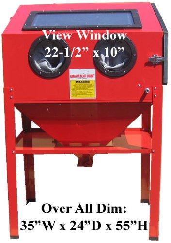 220L Abrasive Sandblaster Cabinet by Generic