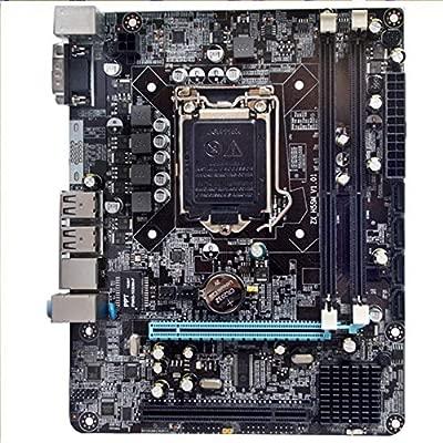 Gcdn para Intel P55 LGA 1156 Placa Base, Dual DDR3 Ranuras ...